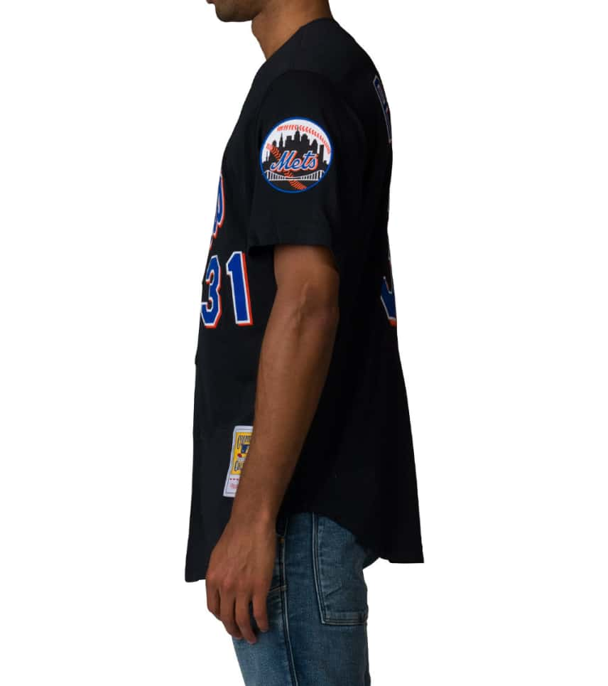 0a6b85024 ... Mitchell and Ness - Button Down Shirts - New York Mets Mike Piazza  Jersey ...