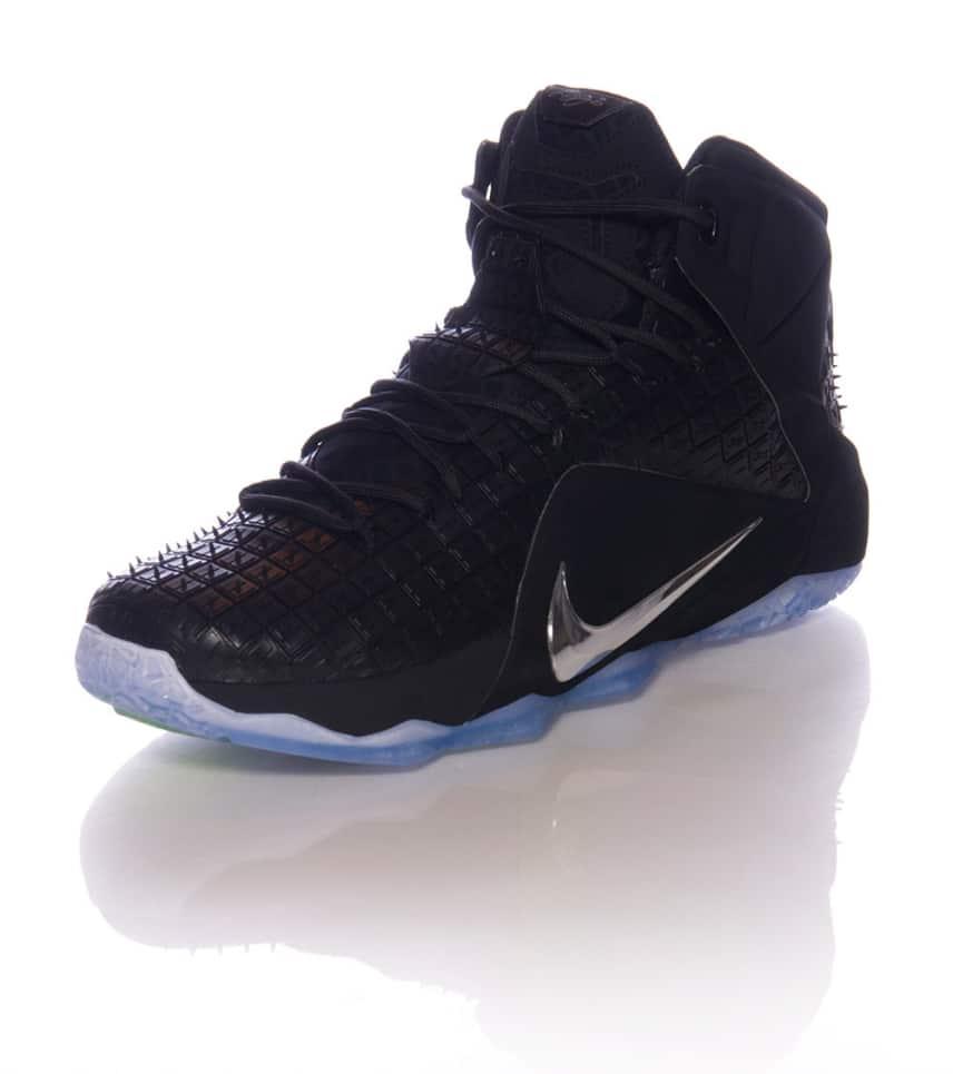 a5ceb62387be Nike LEBRON XII EXT RC QS SNEAKER (Black) - 744286001