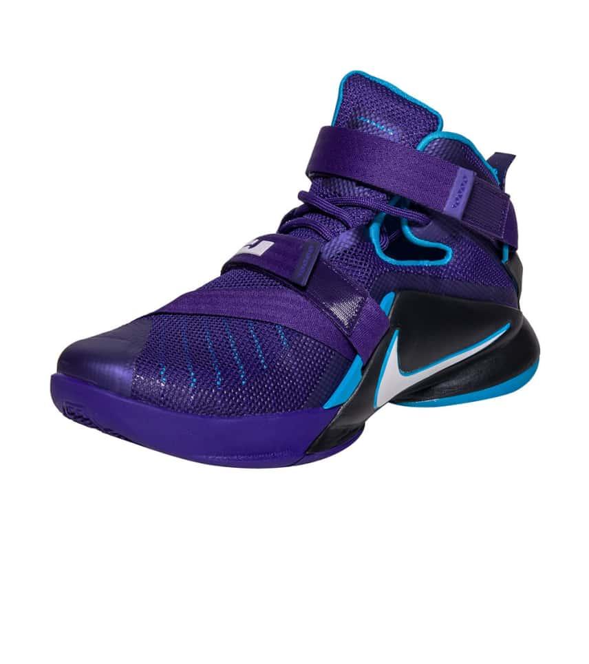 e3fcae040d6c Nike LEBRON SOLDIER IX SNEAKER (Purple) - 749417-510