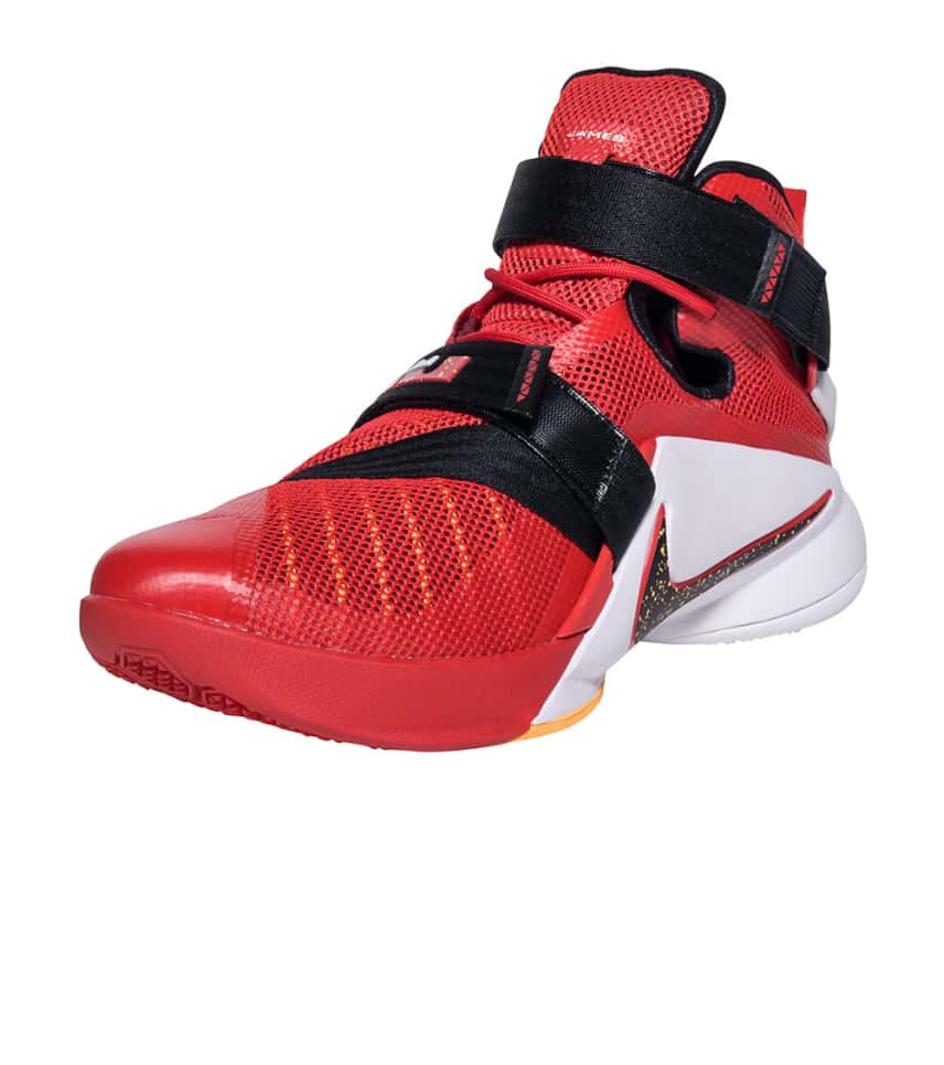 d73e78168ced Nike LEBRON SOLDIER IX SNEAKER (Red) - 749417-606