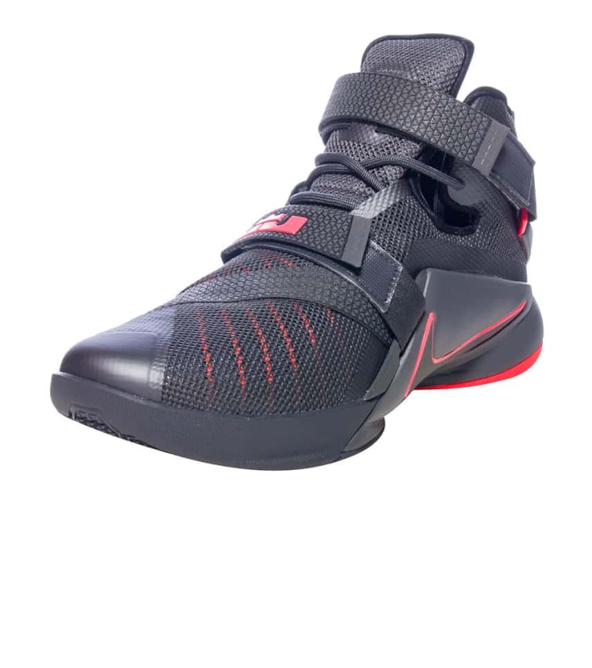 49d3d45c3e3e Nike LEBRON SOLDIER IX PRM SNEAKER (Dark Grey) - 749490-008