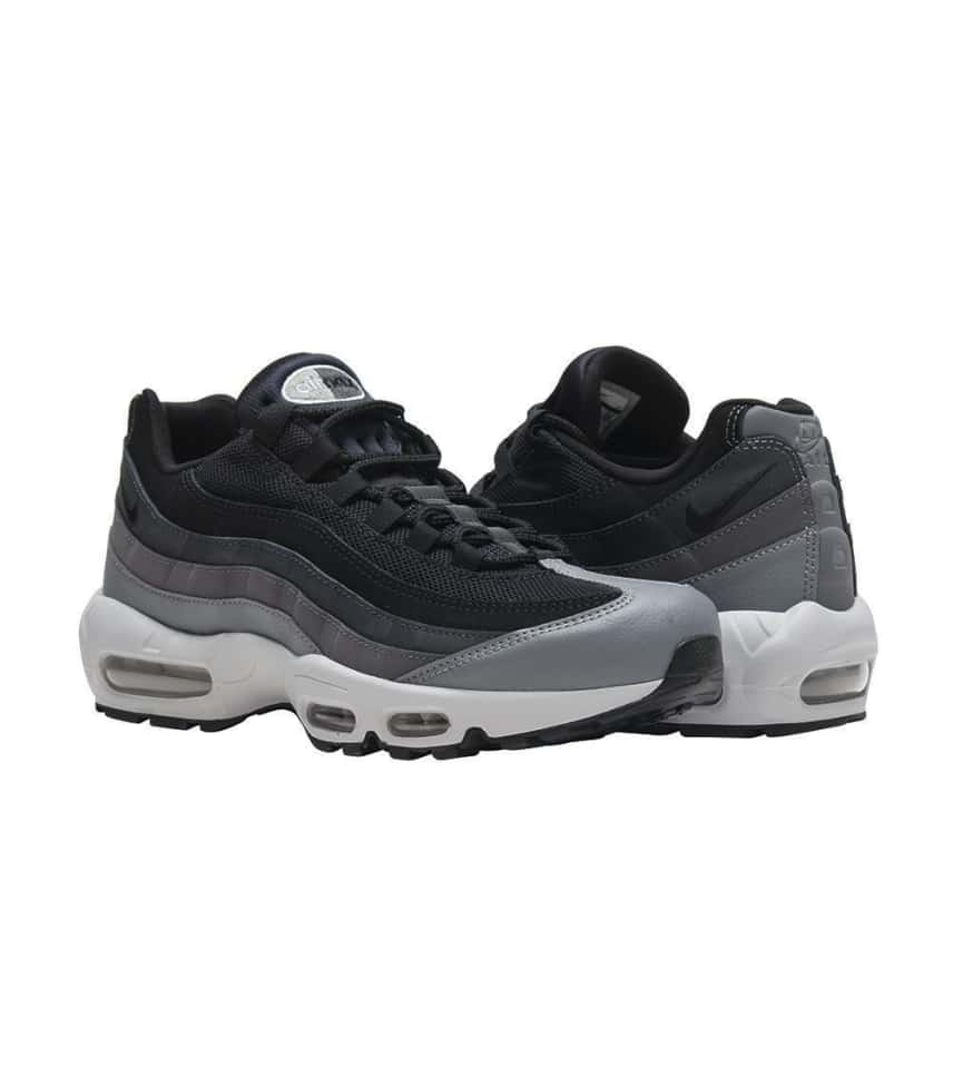 3a3823ab1f Nike AIR MAX 95 ESSENTIAL SNEAKER (Black) - 749766-021 | Jimmy Jazz