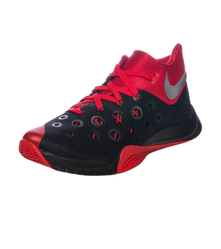 Nike Zoom Hyperquickness 2015 Sneaker (Black) - 749882-006  0be187eb919