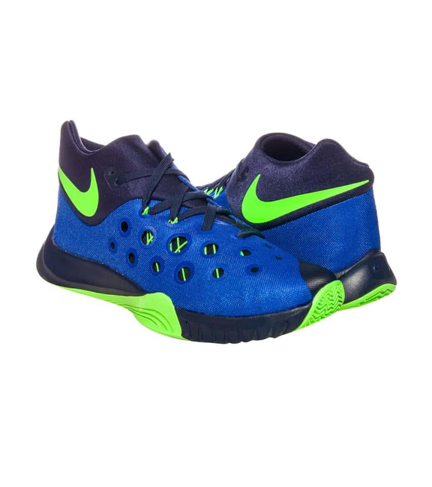 801e96a2bd1b1 Nike ZOOM HYPERQUICKNESS 2015 SNEAKER (Blue) - 749882434