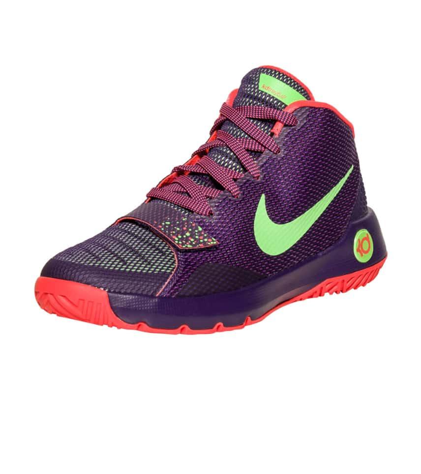 Nike KD Trey 5 III Sneaker (Purple) - 768870-536  207114de49