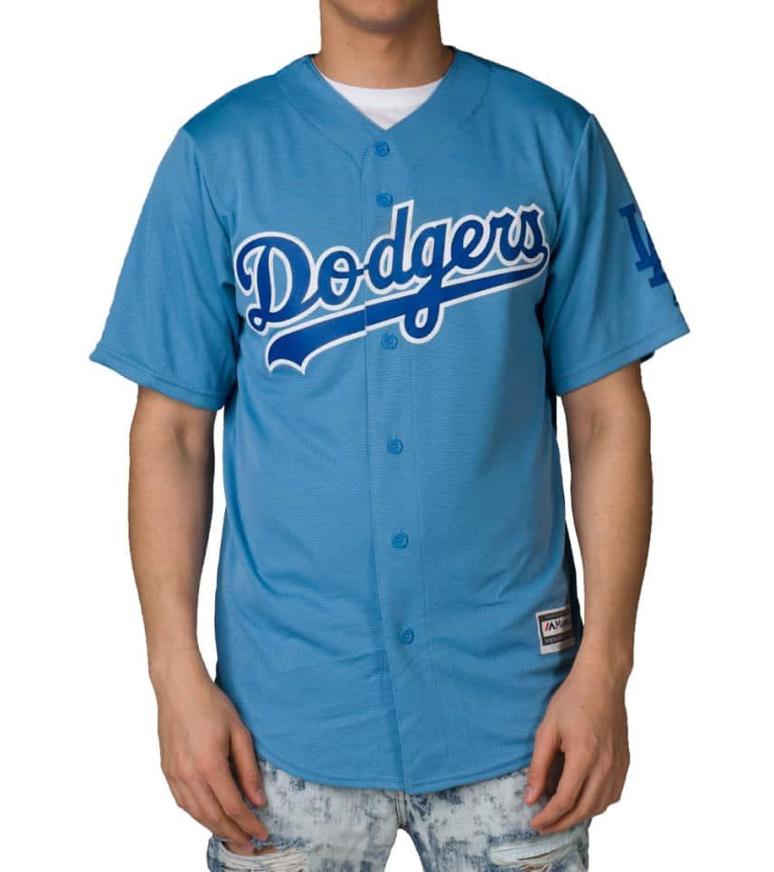MAJESTIC Dodgers Jersey (Blue) - 7700DOD5LDRJ  b9f9dabba75