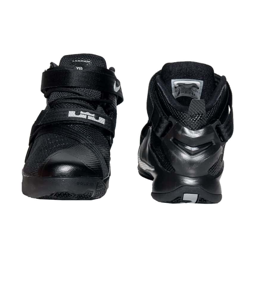 a7714974 Nike LEBRON SOLDIER IX SNEAKER (Black) - 776471-001 | Jimmy Jazz