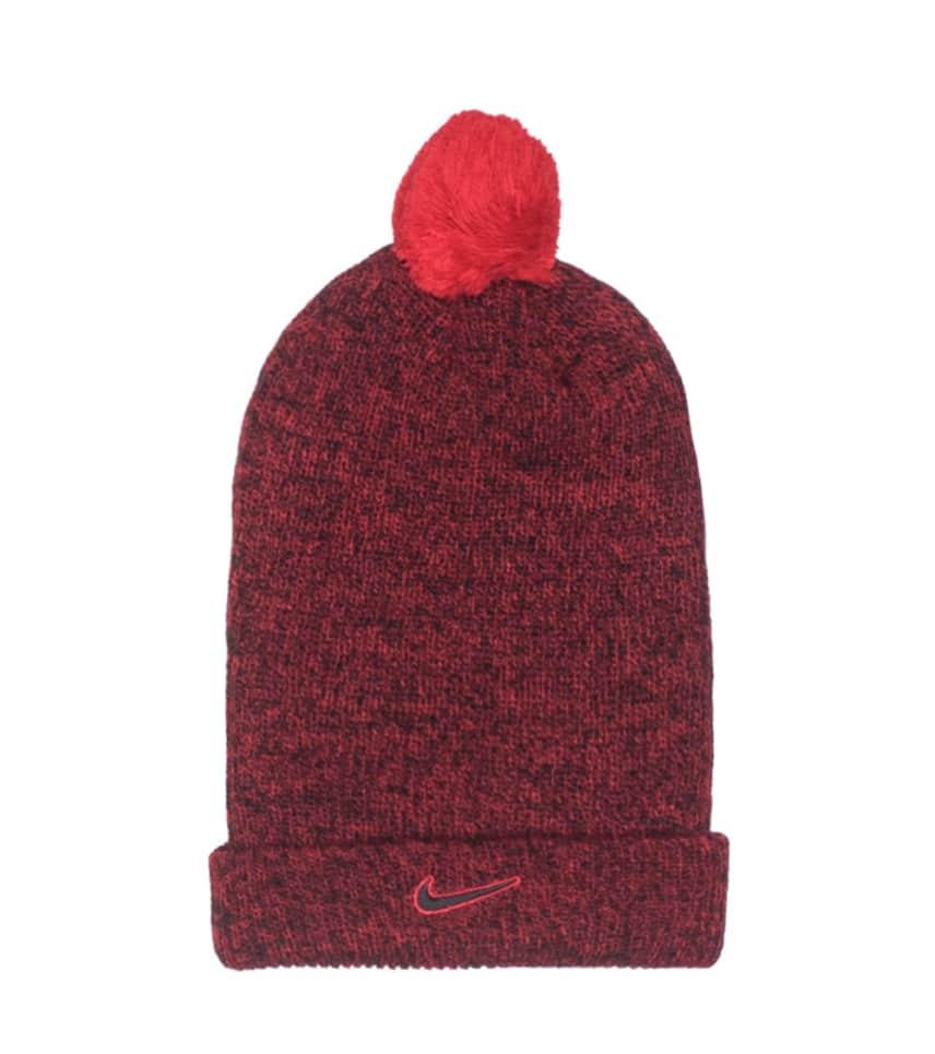 fd4c5e58115 Nike QT S+ P LEBRON XII BEANIE (Red) - 778239-657