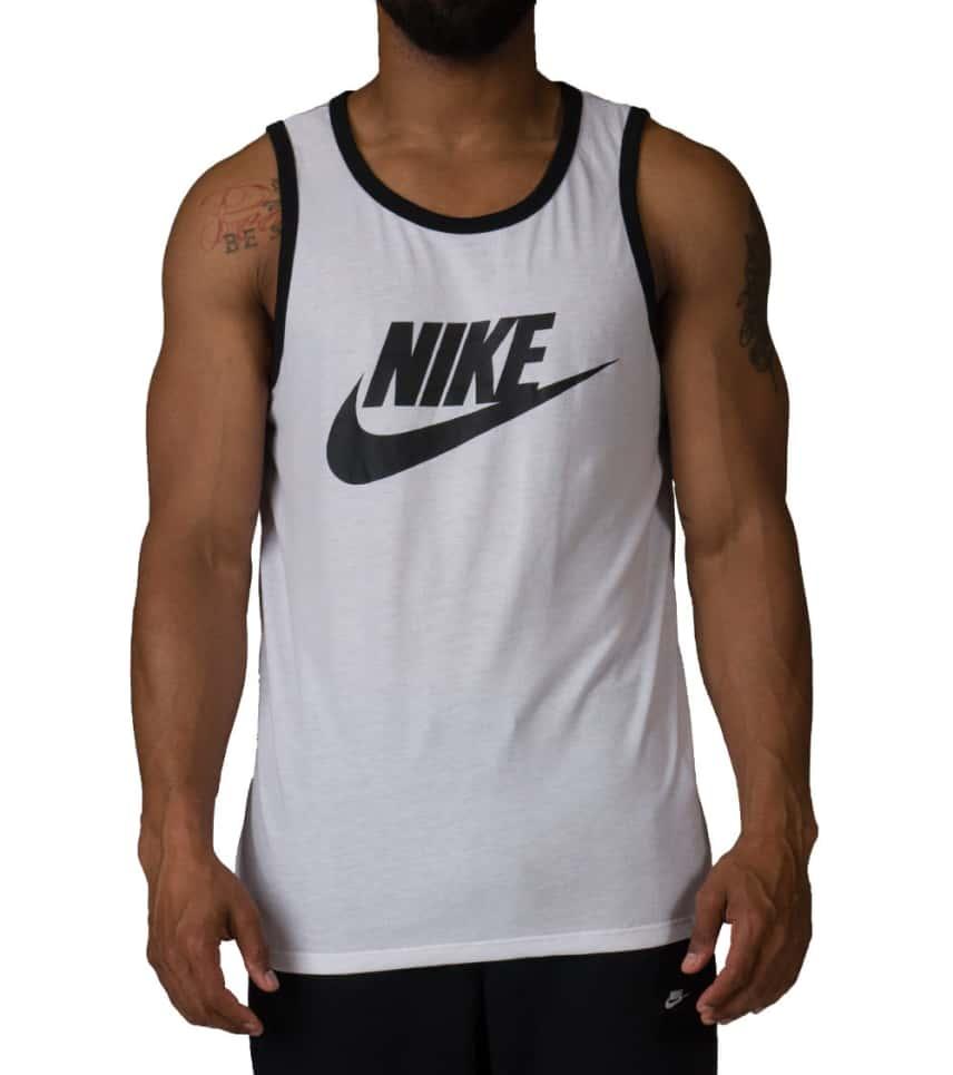 6ec47221cd Nike NSW Ace Tank Top (White) - 779234-100