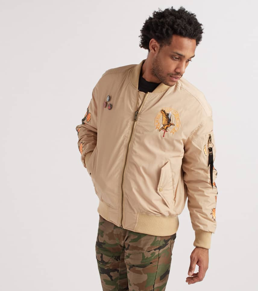 1a0d72111 Warfare Bomber Jacket
