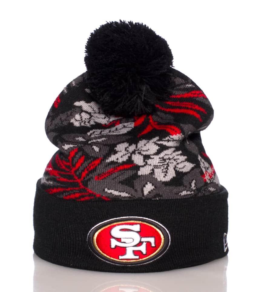 84e56b964 New Era San Francisco 49ers NFL Winter Beanie (Black) - 80082480 ...