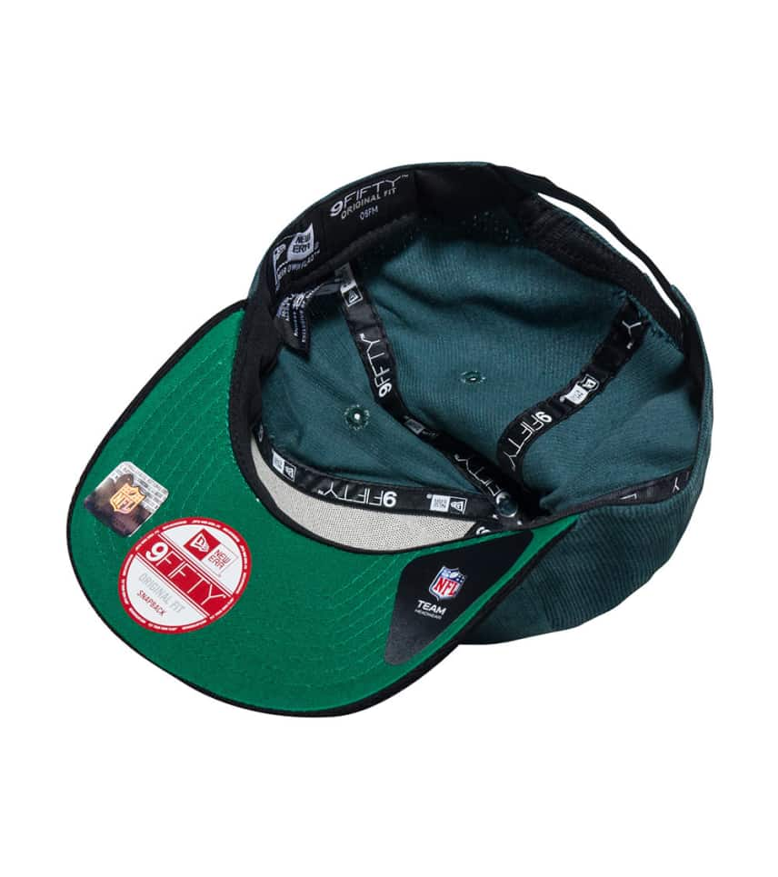 4ef3f09fe7e966 New Era NY JETS CORDUROY SNAPBACK JJ EXCLUSIVE (Green) - 80158705H ...