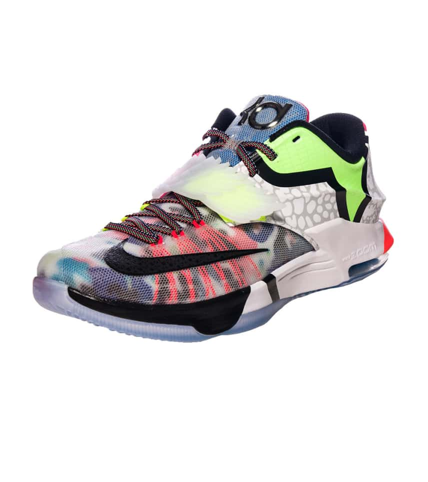 ca3a14a055cb Nike KD VII SE (WHAT THE) QS SNEAKER (Multi-color) - 801778-944 ...