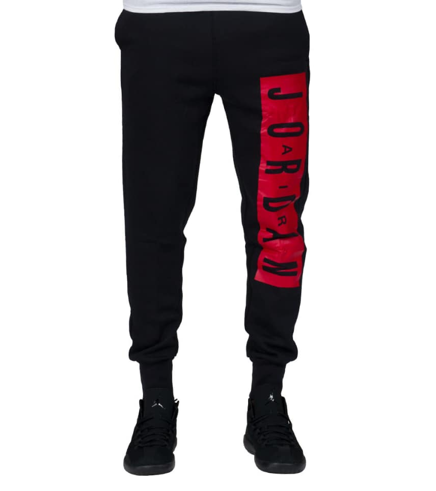 20e6aa4fa0ce Jordan JUMPMAN BRUSHED PANT (Black) - 802217-011