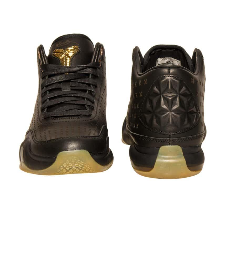 20ede07ff55d Nike KOBE X MID EXT QS SNEAKER (Black) - 802366-002