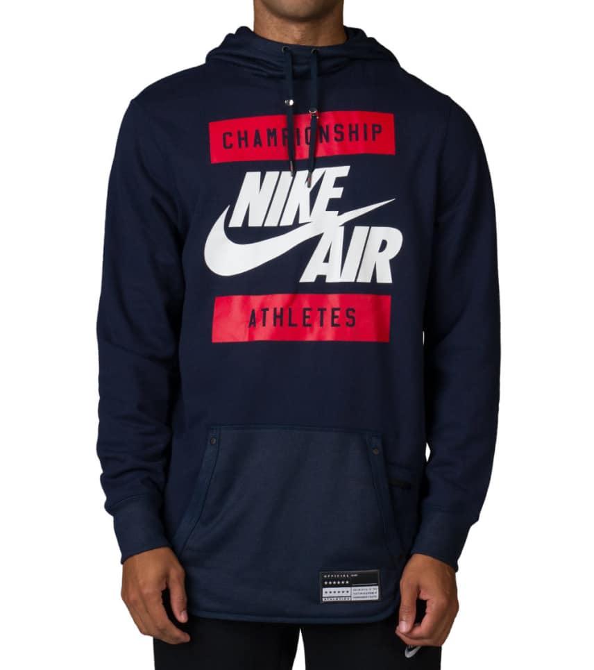Nike Nike Air PUllover Hood (Navy) - 802638-451  b45d2e5ce