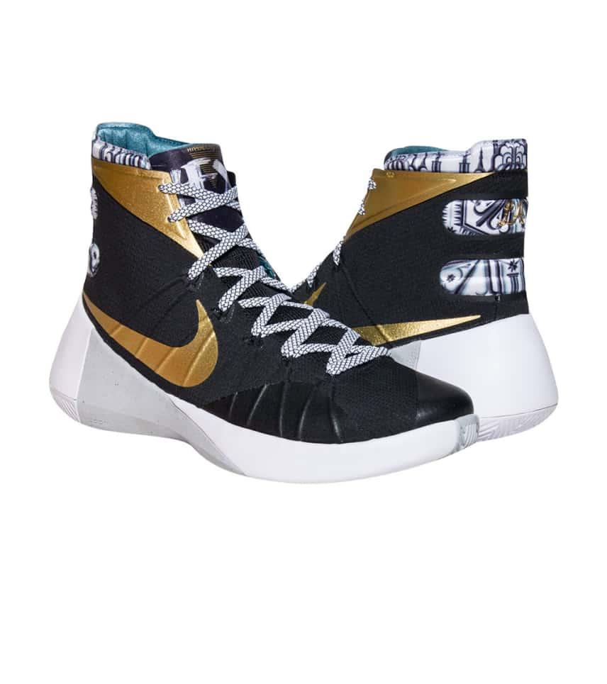 ab49de2c1e2 Nike HYPERDUNK 2015 LMTD LA SNEAKER (Black) - 803151-076