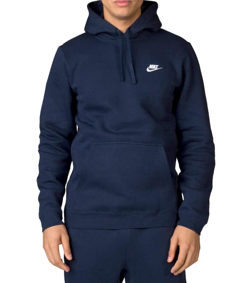 9ce57e00ca29 ... NIKE SPORTSWEAR - Sweatshirts - NIKE CLUB SWOOSH PULLOVER HOOD - NSW ...