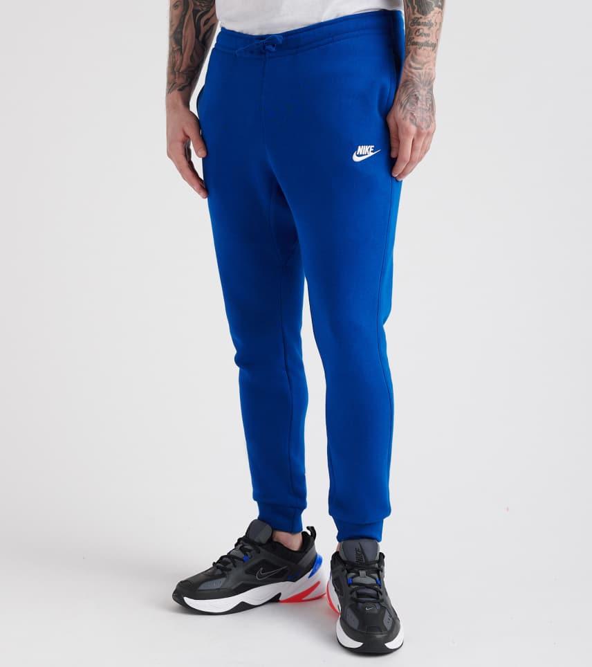 1a418b15 NIKE Club Fleece Jogger Pants (Blue) - 804408-438 | Jimmy Jazz