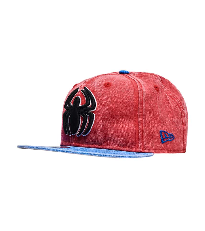 29e01fea9bc New Era Spider-man 9fifty Snapback (Red) - 80442403