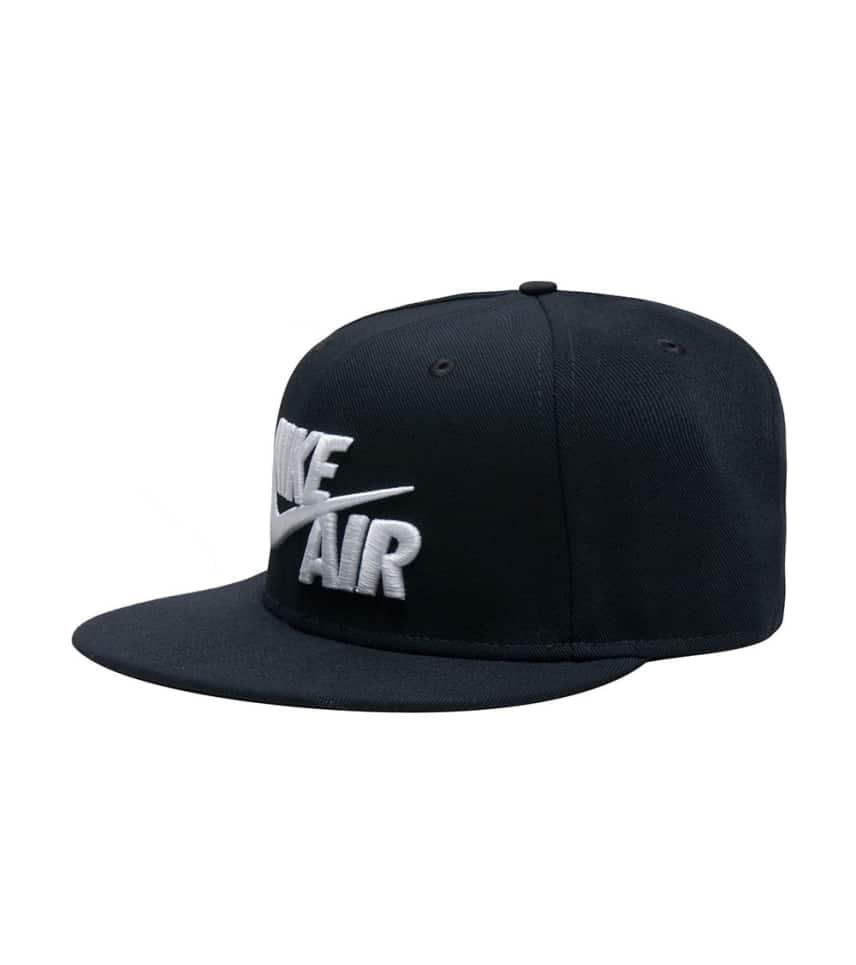 21021463 Nike NIKE AIR TRUE SNAPBACK CAP (Black) - 805063-010 | Jimmy Jazz