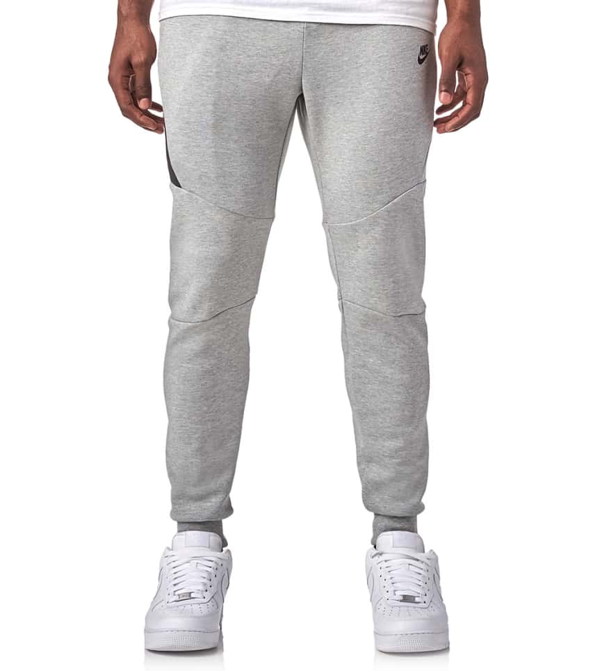Nike Tech Fleece Jogger (Grey) - 805162-063  0907fb431