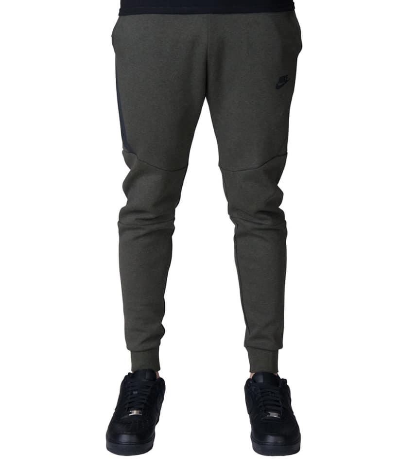 fcae3f41aba5f Nike NSW TECH FLEECE JOGGER (Dark Green) - 805162-355   Jimmy Jazz