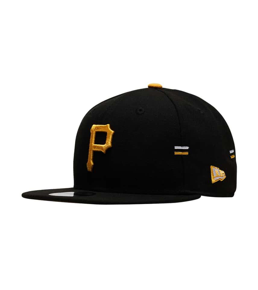 New Era Pittsburgh Pirates Snapback (Black) - 80534607  a67d5aed867