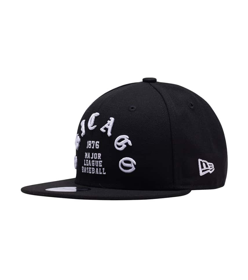 27c50e675 New Era Chicago Cubs Deluxe Snapback (Black) - 80570147 | Jimmy Jazz