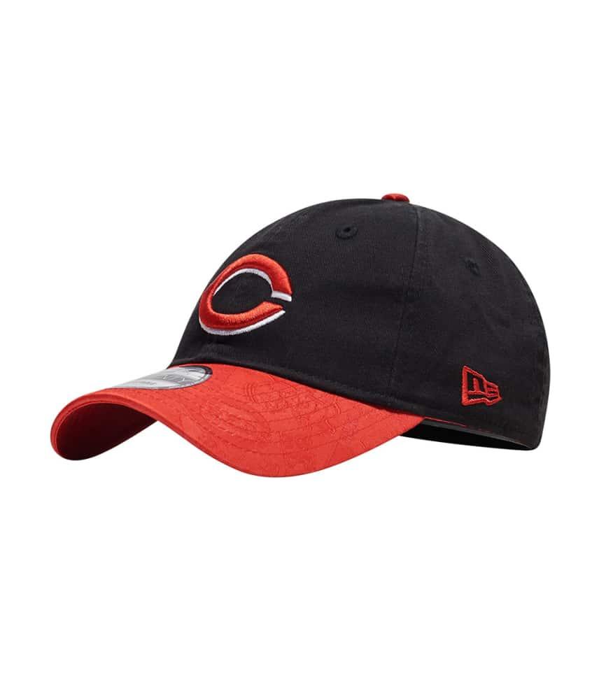 the latest 4ea24 810a0 ... reduced new era hats cincinnati reds 9twenty hat 39056 9304d
