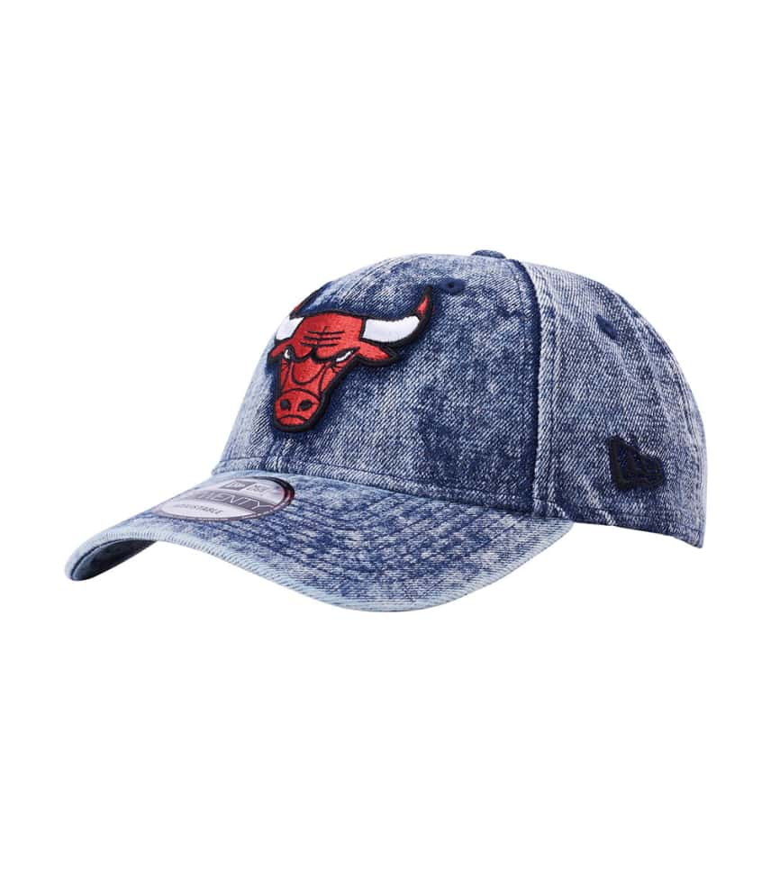 New Era Chicago Bulls Denim Dipped Hat (Blue) - 80629790  41c65aca983