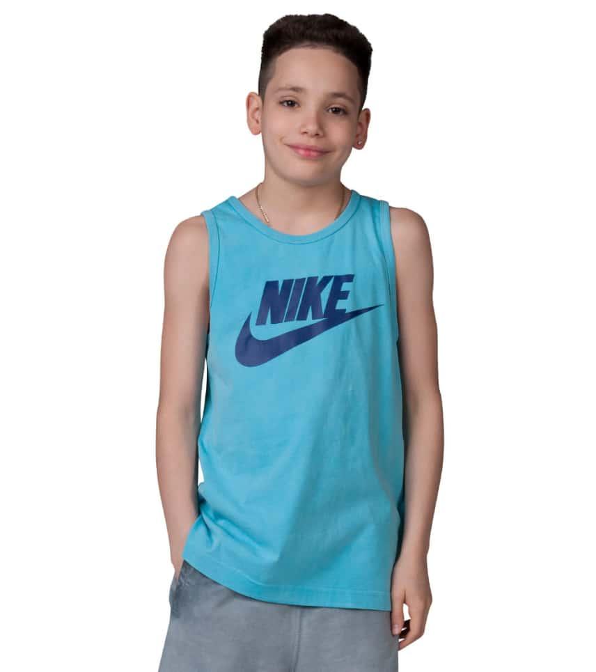 88ef20735 Nike FUTURA ICON KIDS TANK TOP (Medium Blue) - 807343-418   Jimmy Jazz