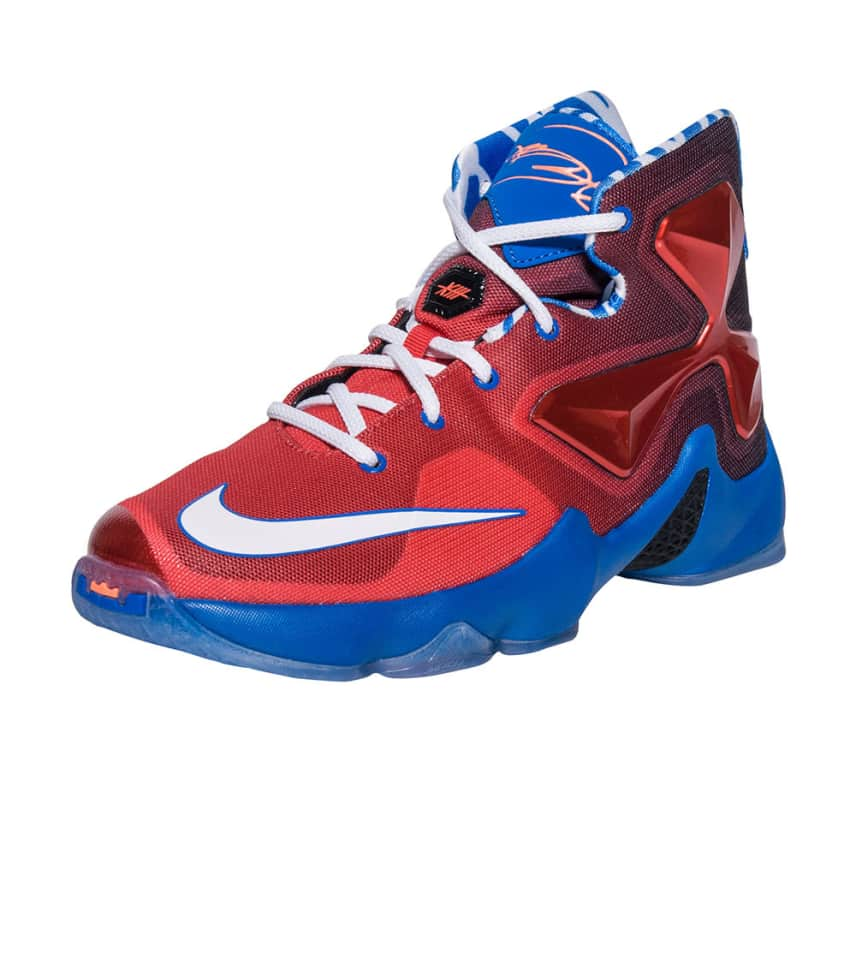 74a0d71b353 Nike LEBRON 13 TRECE SNEAKER (Red) - 808709-614