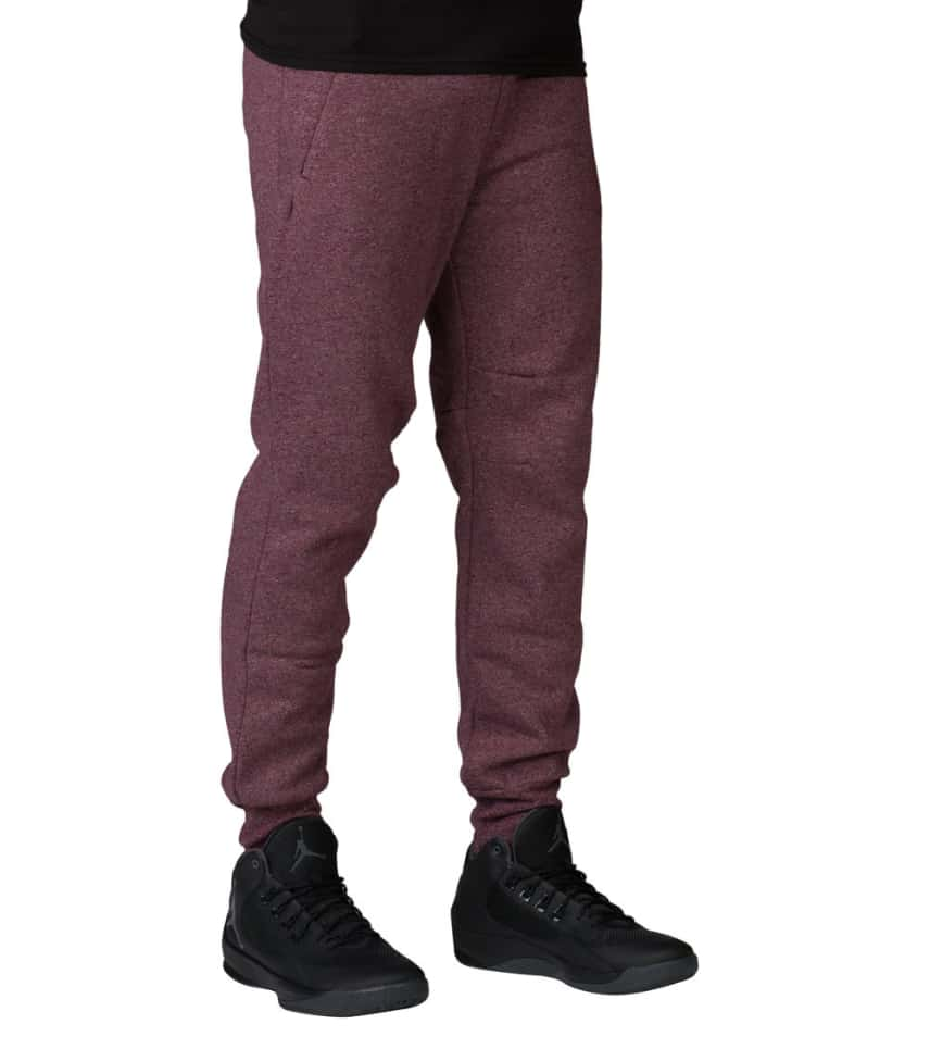 e394a2a26573 Jordan ICON FLEECE WC PANTS (Burgundy) - 809472-681