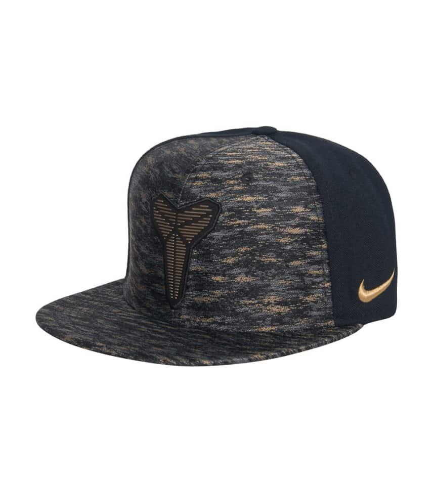 759722722e1 Nike KOBE TRUE SNAPBACK CAP (Black) - 810542-011
