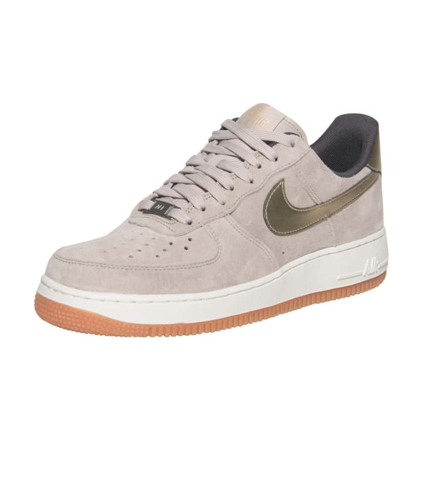 NIKE SPORTSWEAR Air Force 1 07 Low Prem Suede Sneaker (Natural ... 3ea8775c86