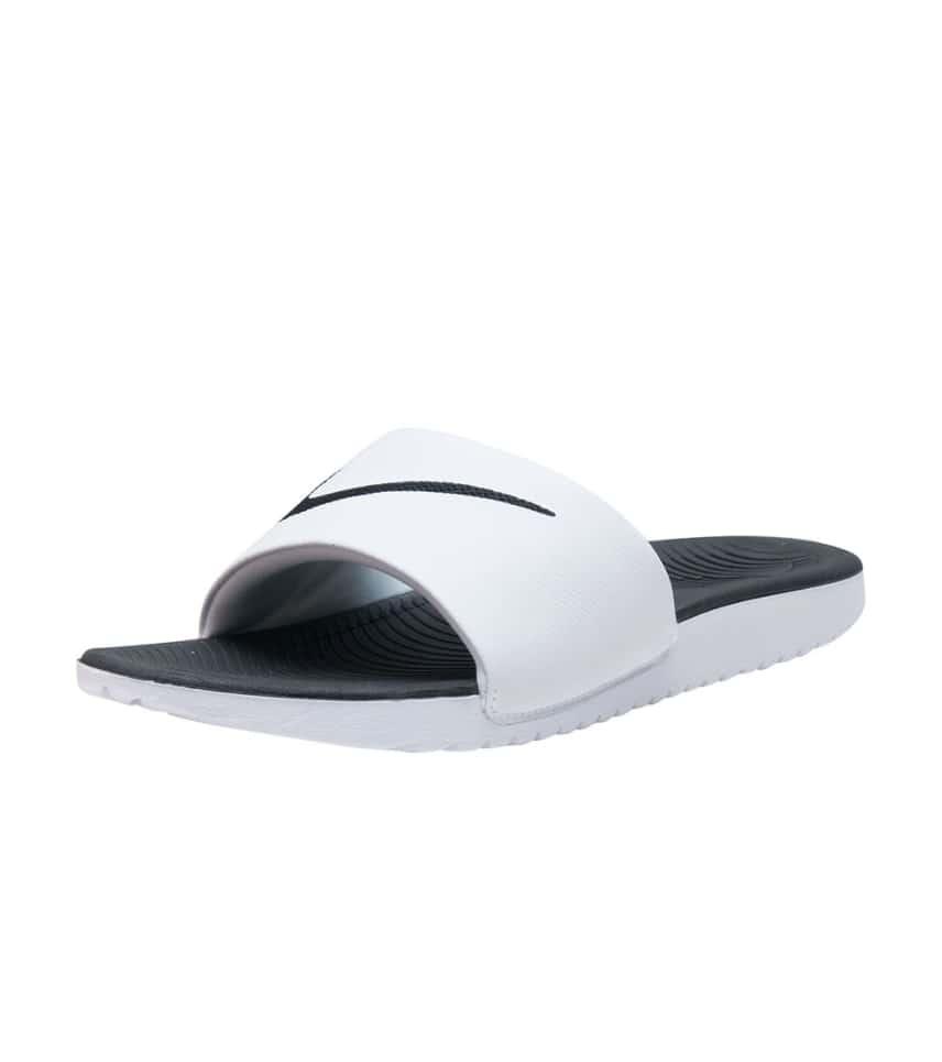 e88dac9b Nike Kawa Slide (White) - 819352-100   Jimmy Jazz
