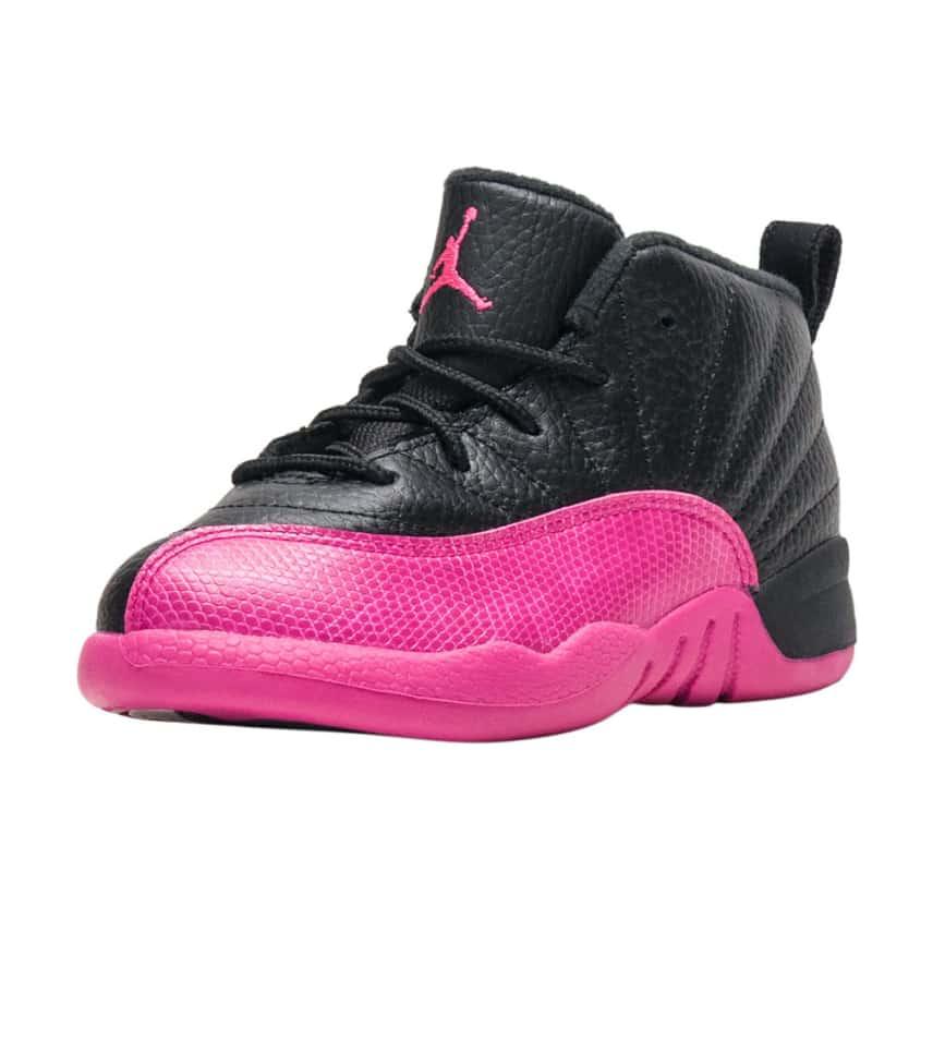 3c3fda3f0f1fa0 Jordan RETRO 12 SNEAKER (Black) - 819666-026