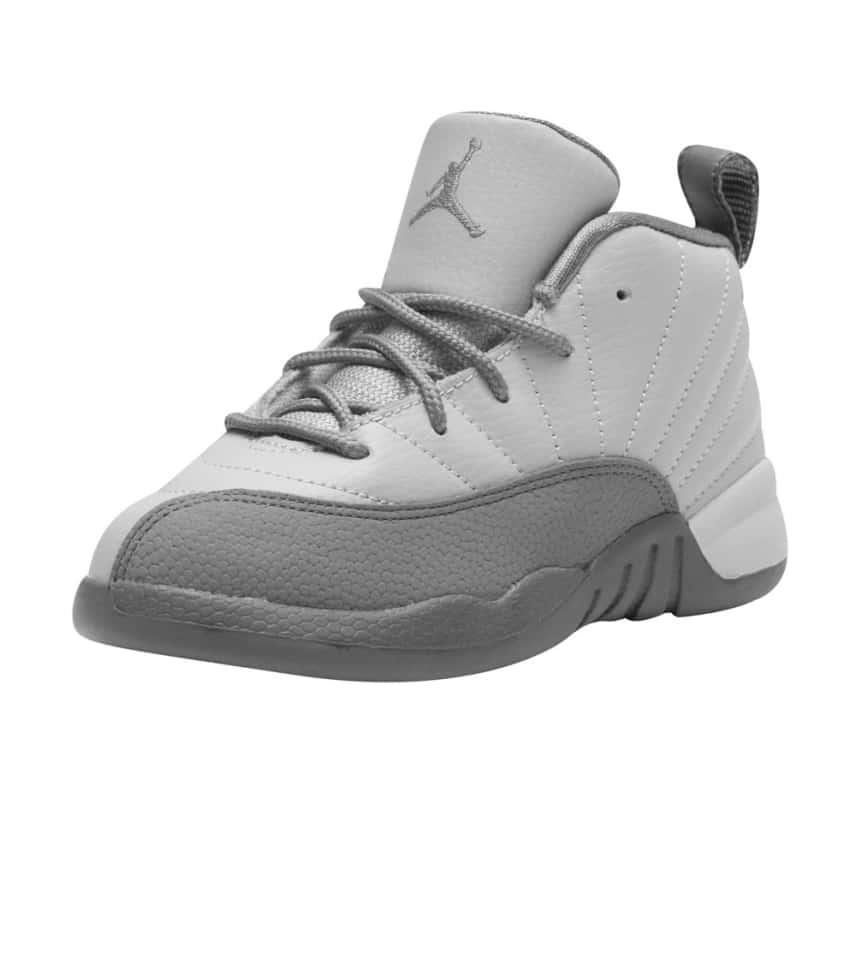 57a138575fce9 Jordan RETRO 12 SNEAKER (Grey) - 819666-029