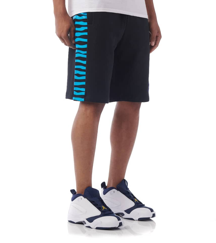 4ec69768fba Jordan Retro 10 Fleece Shorts (Black) - 820145-013 | Jimmy Jazz