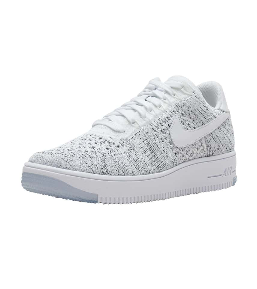 8ce26e83a0fdfd Nike AF1 FLYKNIT LOW (White) - 820256-103