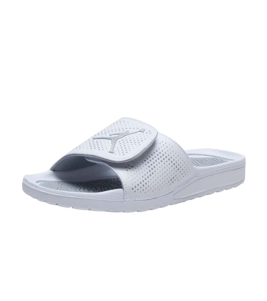 7bfb3b3a0aad Jordan HYDRO 5 SANDAL (White) - 820258-100