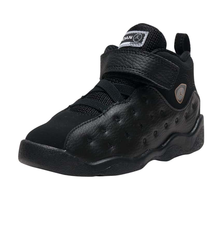 992c4637e503 Jordan JUMPMAN TEAM II (Black) - 820275-001