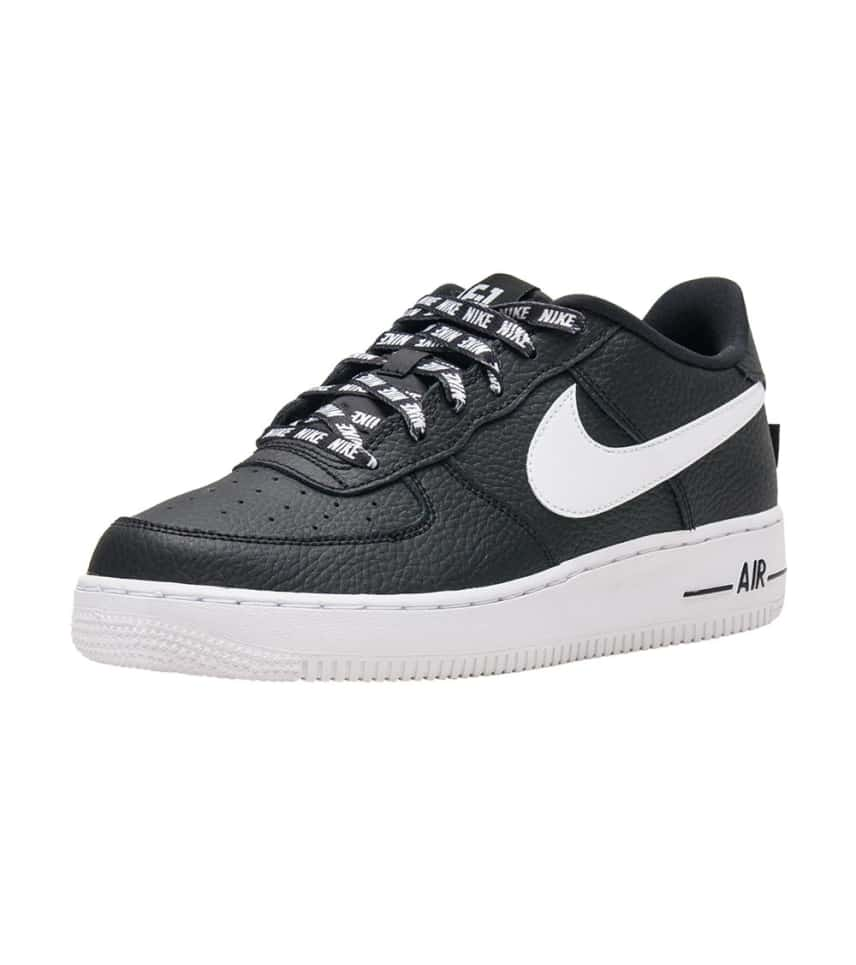 71317eecf Nike Air Force 1 LV8 NBA (Black) - 820438-015 | Jimmy Jazz