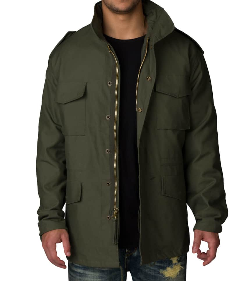 6689a8163 M65 FIELD JACKET WITH LINER