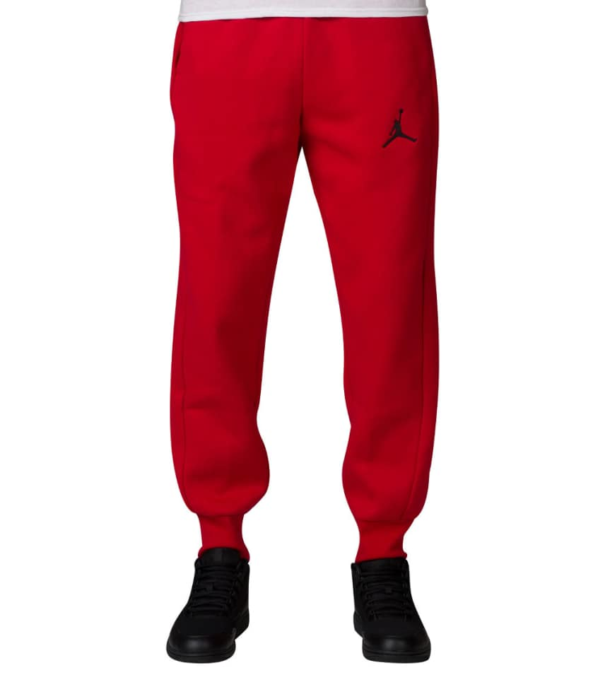 73a38c1b4e3f9f Jordan FLIGHT FLEECE WC PANT (Red) - 823071-687