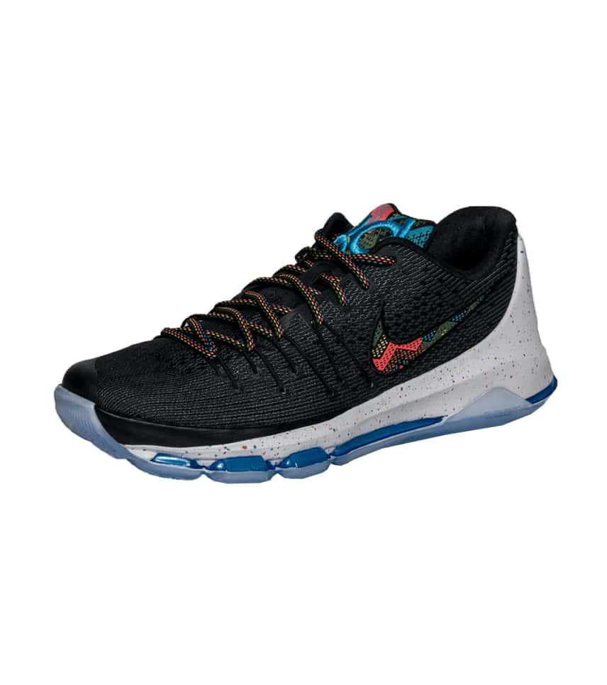 23e695e110dd Nike KD 8 BHM SNEAKER (Black) - 824420-090