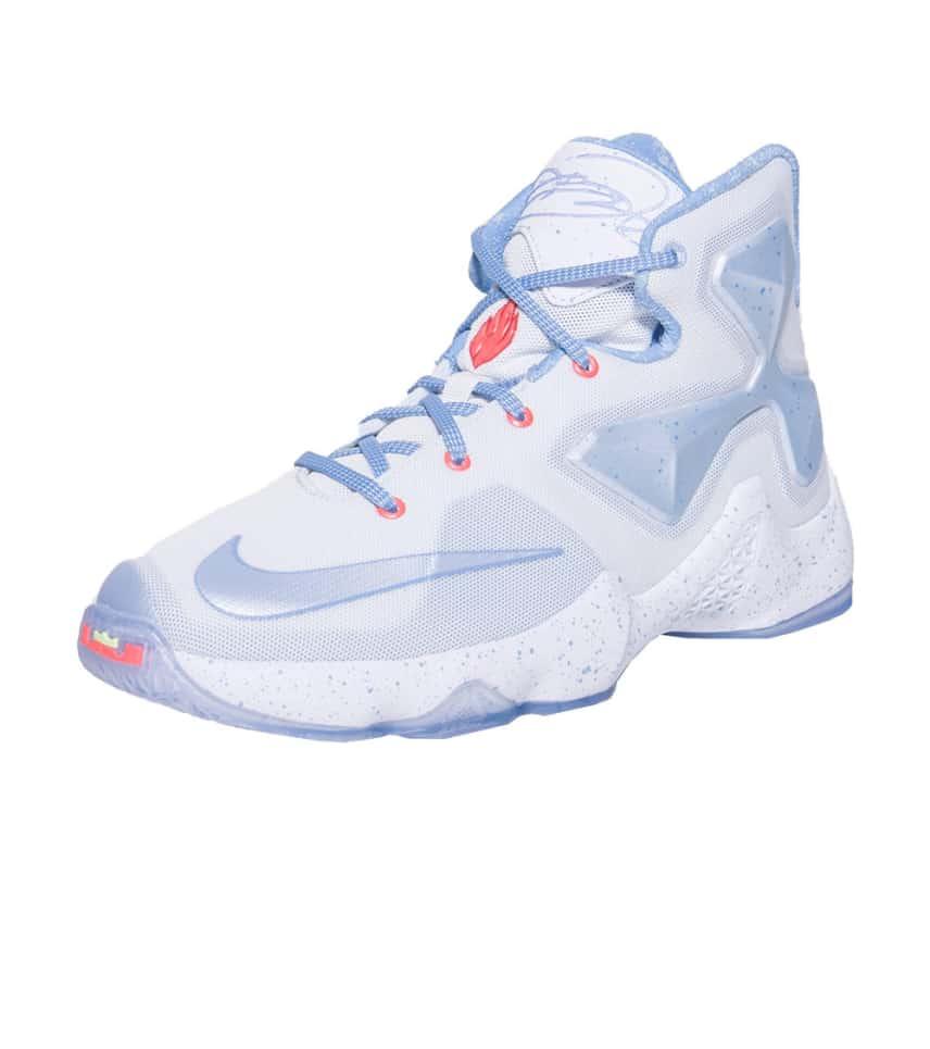 e251c515d53379 Nike LEBRON XIII XMAS SNEAKER (White) - 824502-144