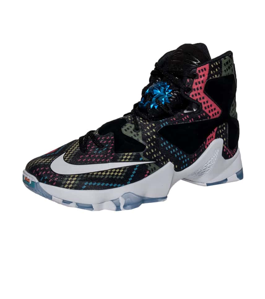 premium selection f6f6c c9eed Nike LEBRON XIII BHM SNEAKER