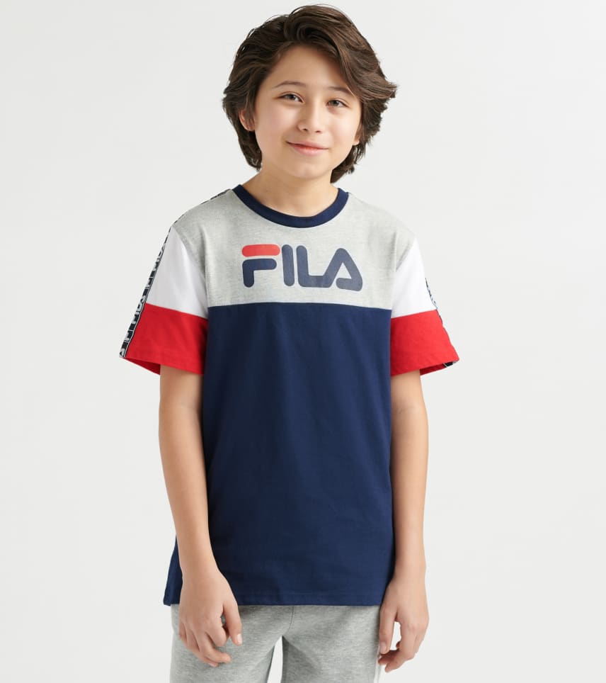 FILA  Color Block Tee